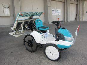 中古田植機JC4