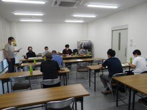 南河路営農組合が大豆生産高度化の研修会を開催